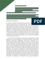 EPISTEMOLOGÍA DE LA NATURALEZA DEL CONOCIMIENTO