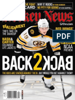 The Hockey News - 31 October 2011