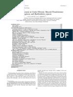 Mic Pa Tho Genesis in Cystic Fibrosis