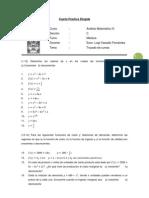 Practica Dirigida IV