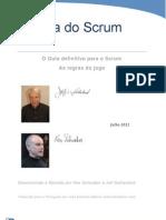 Scrum Guide 2011 - PTBR