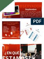 07 Boletín -El Observador- Septiembre 2011