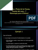 Estrategia Para Debate Usac Agosto2009 II