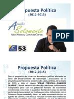 Propuesta A Sotomonte
