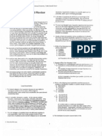 NBDE II Pharmacology Review