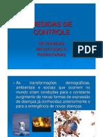 Medidas de Controle Epidermiologicas