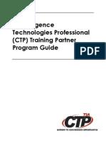 CTP Program Guide