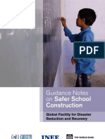 World Bank - Guidance Notes Safe Schools