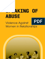 Speaking of Abuse Eng