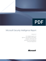 Microsoft Security Intelligence Report Volume 11