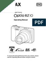 pentax optio rz10