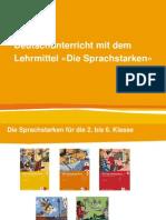 Deutschunterricht Mit Den Sprachstarken