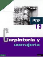 CARPINTERIA Y CERRAJERIA