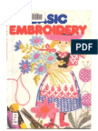 Basic Embroidery