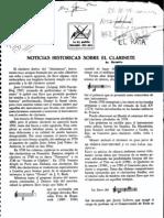 Magnani - Metodo Completo Para Clarinete