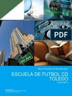 Barclays-escuela de Futbol CD Toledo