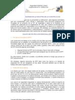 Elementos Protecion Personal EPP