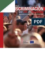 El Derecho a la No Discriminación por VIH en Venezuela (Informe AcSol Septiembre 2011)