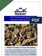 Harmony S&T Expert System Information Brochure_v9.1