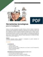 2012_Herramientas tecnológicas para la investigacion