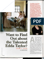 Edda Taylor