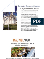 UCD Online Christmas Bizare