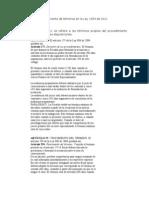 Estudio del vencimiento de los términos en la Ley 1453 de 2011