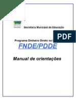 Manual Semed Pdde