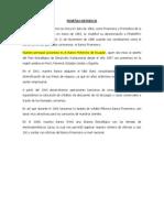RESEÑA HISTORICA banco financiero