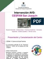 Intervención AVD