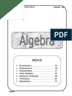 Algebra 2do Iiit