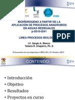 Presentación biohidrógeno