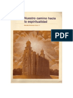 NUESTRO CAMINO HACIA LA ESPIRITUALIDAD - Manual