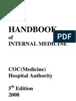 26766508 Handbook of Internal Medicine