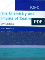 The Chemistry and Physics of Coatings 2nd Edition