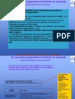 Un Nouveau Programme Dhistoire en Seconde 2010-06!28!11!59!14 945