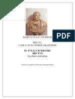 Ciceron - De Ilustres Oradores