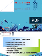 Curso Diveport y NetDiver_User