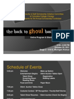 Online Program and Silent Auction Guide