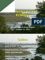 MoRiver Floodplain Forest Ecology MoRiverClasses 10-11-11