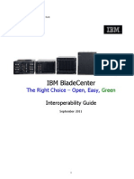 Blade Center Interoperability Guide 2011 September