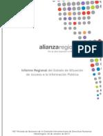 Informe sobre Acceso a la Información 2011