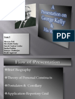 Theory of Personal Constructs
