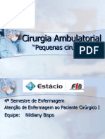 CIRURGIA AMBULATORIAL