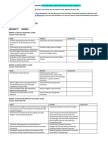 Preliminary Neudc Detailed Schedule