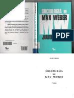 FREUND, Julien. Sociologia de Max Weber
