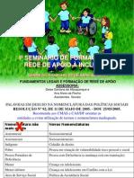 2.  FORMAÇÃO DE REDE DE INCLUSÃO
