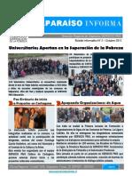 BOLETIN Nº 2 Región de Valparaíso, Fundación Superación Pobreza