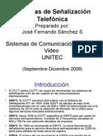 Sistemas de señalizacion telefonica