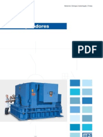 WEG Turbogerador 686 Catalogo Portugues Br